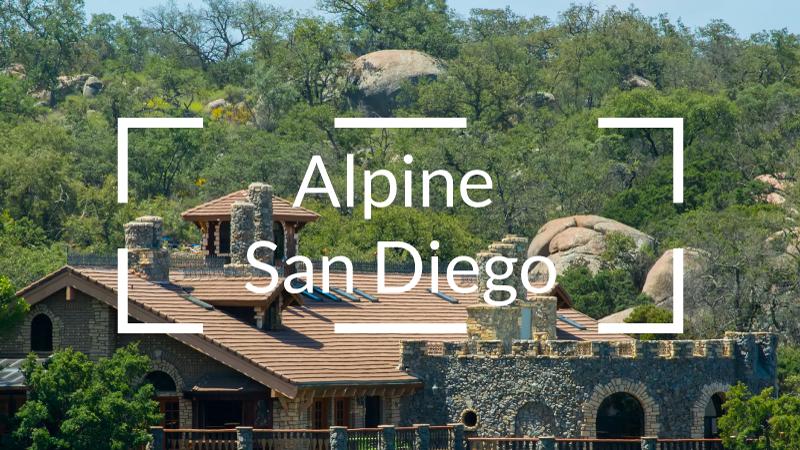 Alpine Handyman Services, San Diego County
