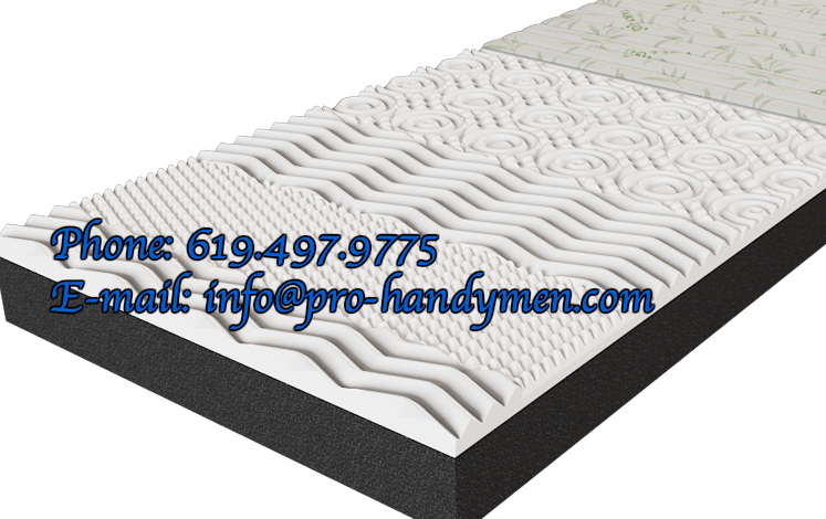 Smart shopper how to buy a mattress san diego pro handyman for How often should mattresses be replaced
