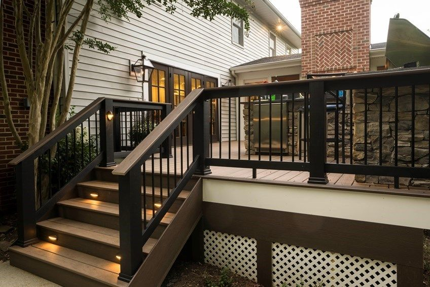 How To Upgrade Your Deck Railing San Diego Pro Handyman