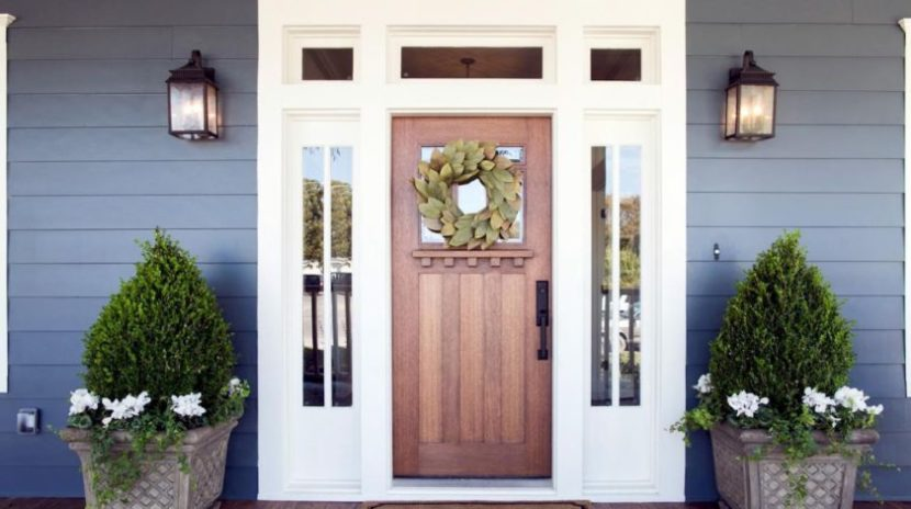 Front Door Replacement >> An Exterior Door Replacement Tips For Making An Impression